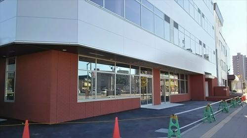 JR野幌駅前ビル1階部分