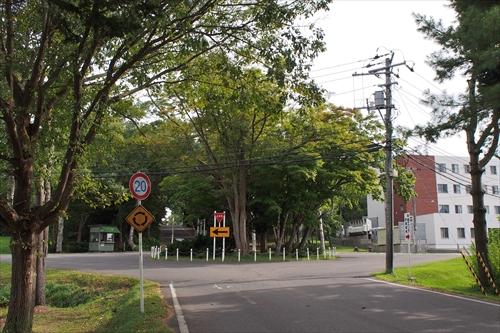ラウンドアバウト(環状交差点)