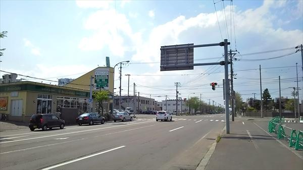 5丁目通りとボストンベイク