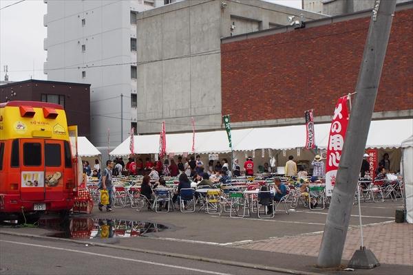 屋台・出店(やきもの市2016)