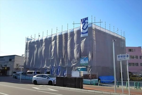 野幌駅北口駅前・コリエのっぽろ