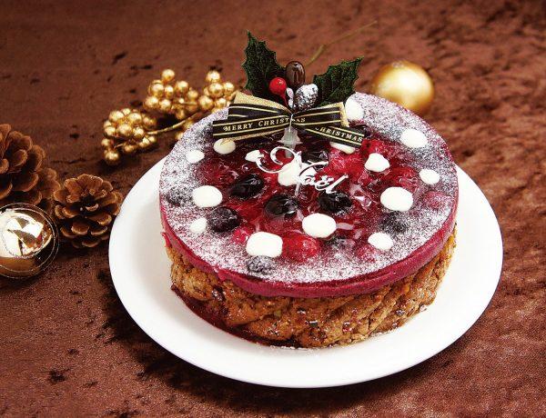 イルマットーネアルル・クリスマスケーキ