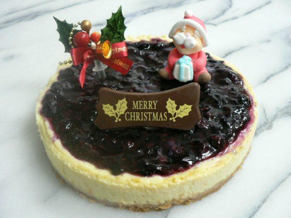 ノースライブコーヒー・クリスマスケーキ