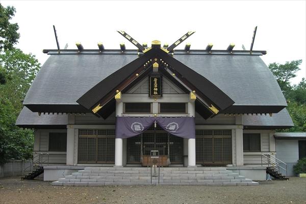岩見沢神社