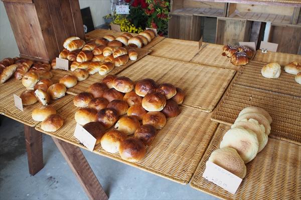メロンパン・豆パン