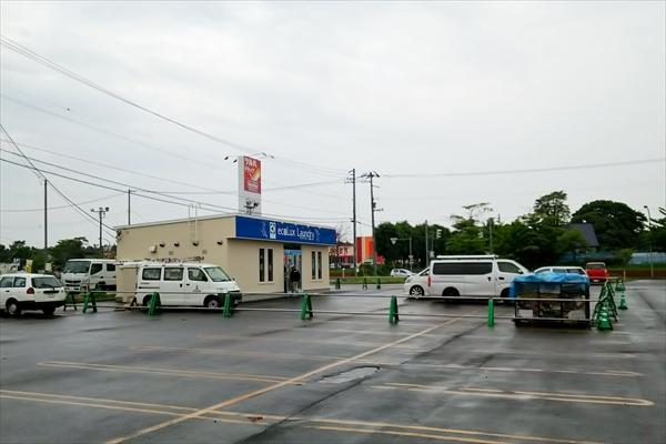ホーマック上江別店・駐車場内にコインランドリー新店舗