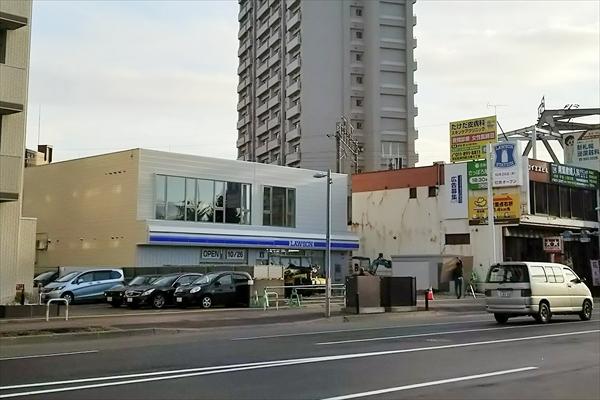 ローソン札幌厚別中央2条店