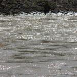 川・氾濫・濁流