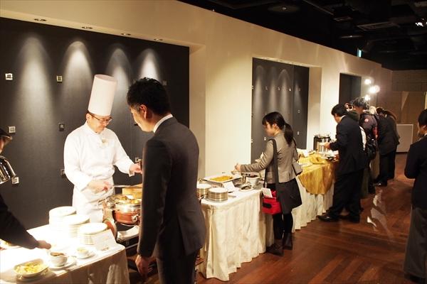 江別フェア試食会