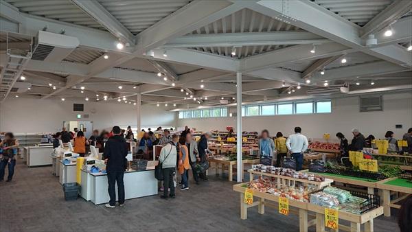 のっぽろ野菜直売所・リニューアルオープン