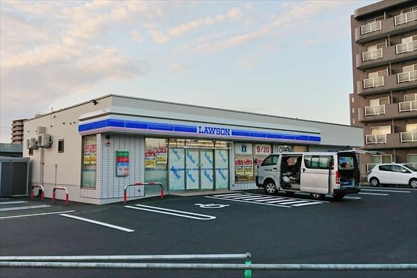 ローソン野幌駅南口店