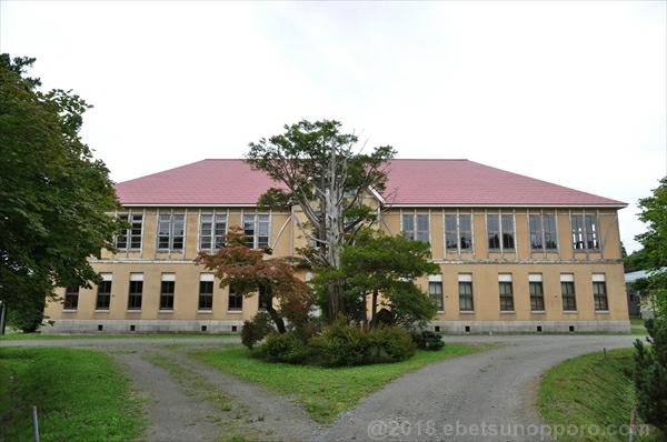 北海道林木育種場旧庁舎