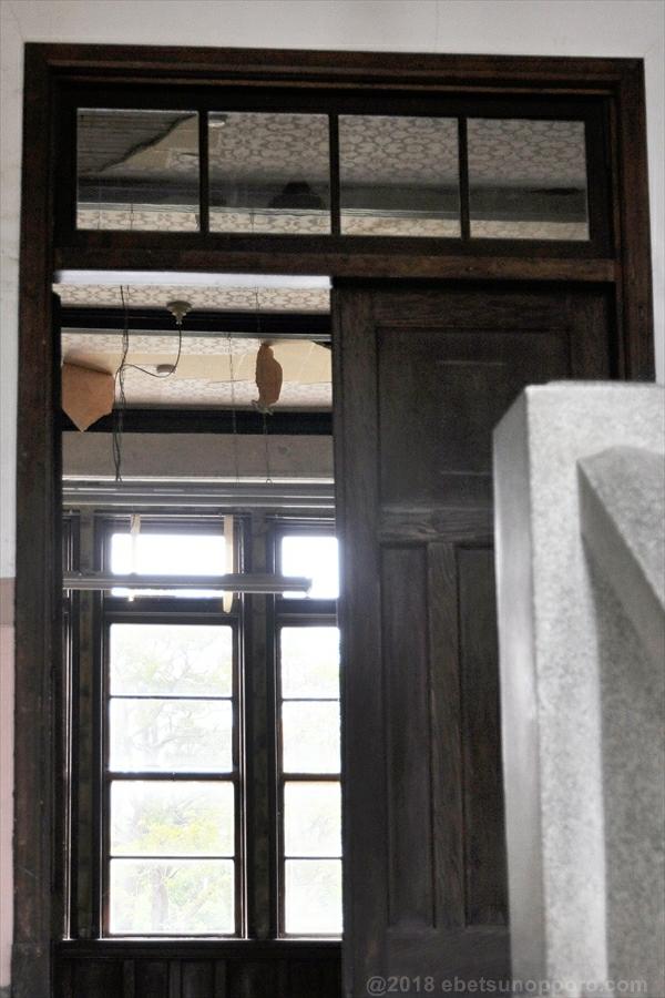 昭和天皇が使用された特別応接室内部