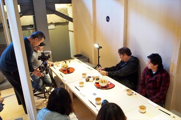 HTB・TV番組ロケ