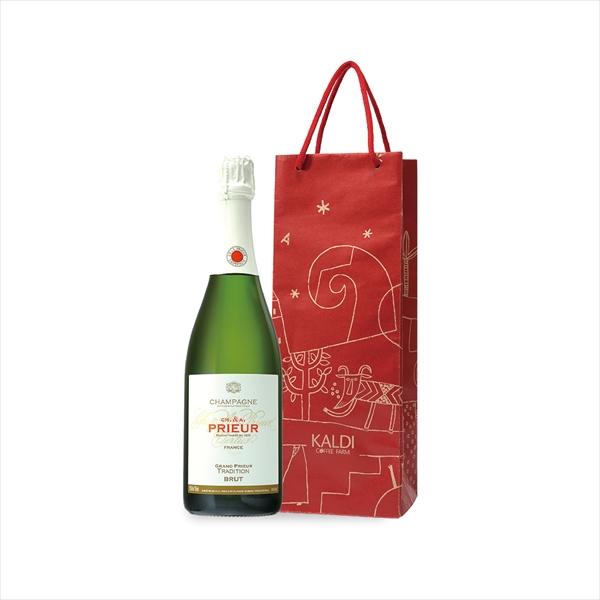 ワイン福袋 シャンパーニュ