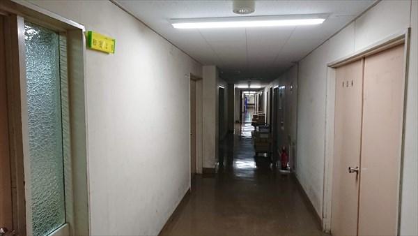 江別市役所・地下街