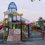 ロケット公園遊具