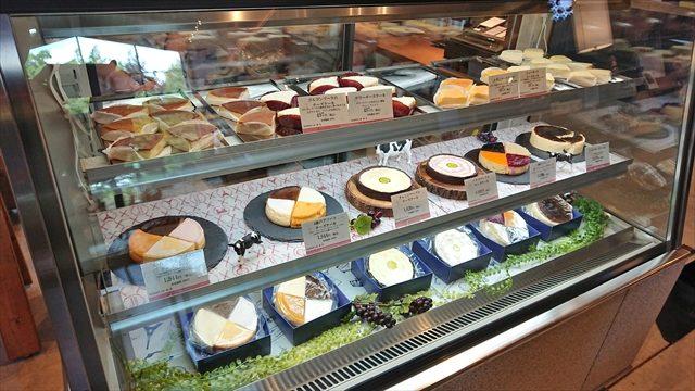 ボーノボーノのチーズケーキ値段
