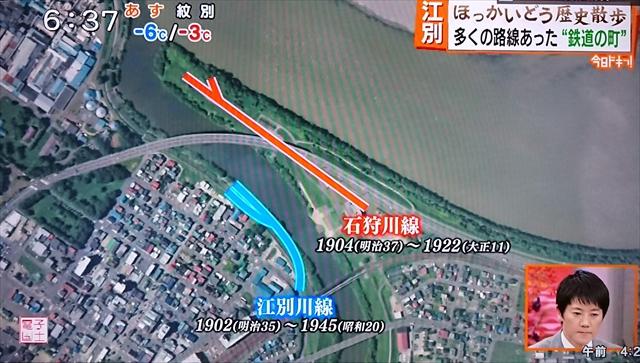 人車軌道(江別川線・石狩川線)