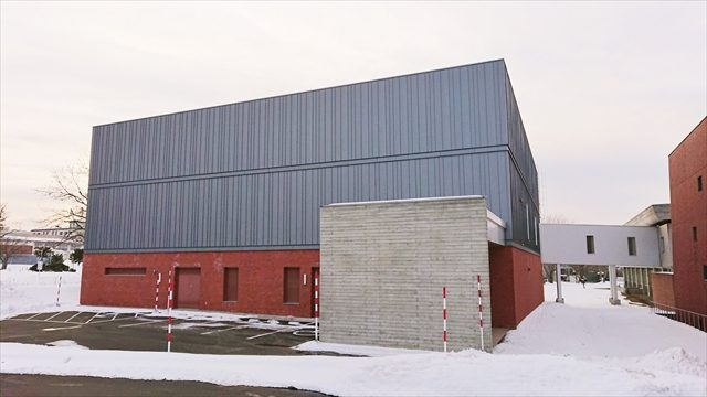 北海道文書館オープン前