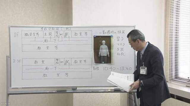 北海道江別市・新型コロナウイルス感染者詳細