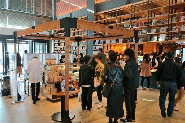 函館洋菓子店スナッフルス・江別蔦屋書店