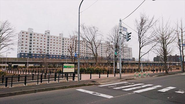 野幌中央緑地オープン(江別市野幌町)