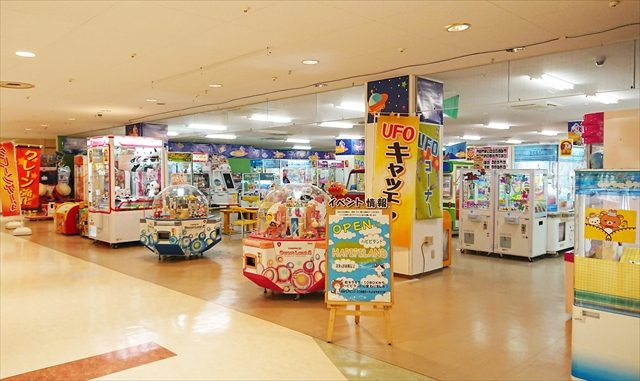 ハピピランド江別店(旧アソボックス江別)