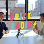 ブリックラジオ(BRICK RADIO)