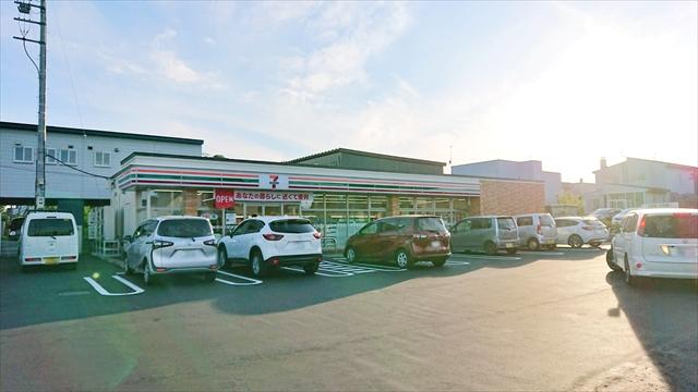 セブンイレブン江別牧場町店