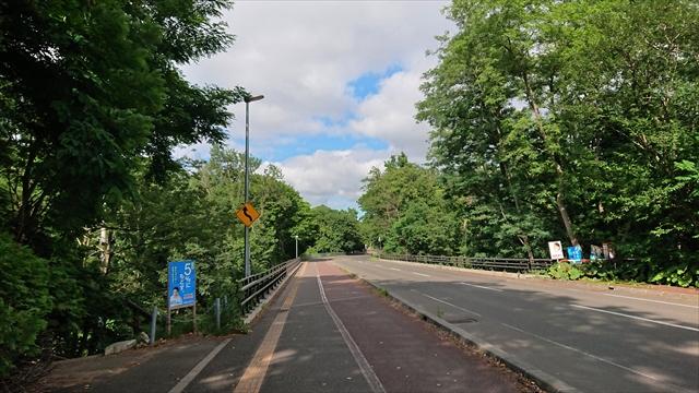 つつみ橋(鉄西線)