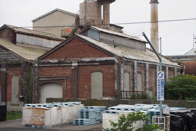 煉瓦造りの建築物
