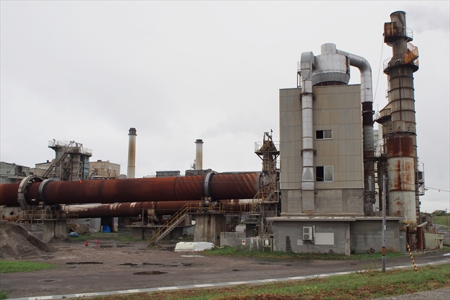 道内最古の工場