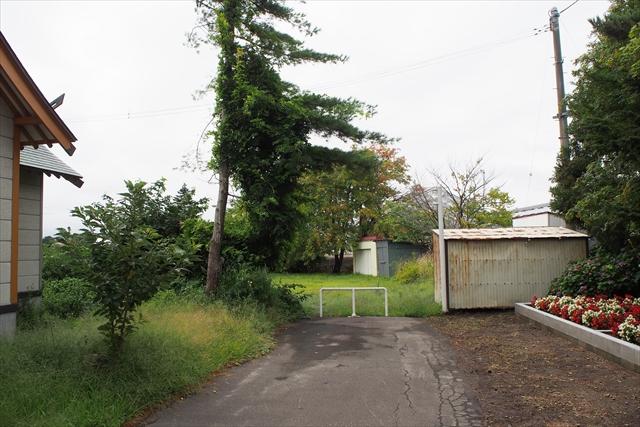 モショッケ公園北側出入口