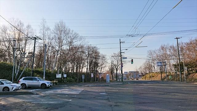 江別インター線×5丁目通り