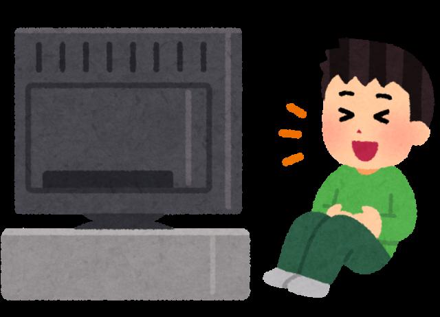 テレビ番組視聴